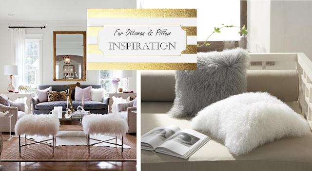 Hopes Amp Dreams Fur Ottoman Pillow Diy How To