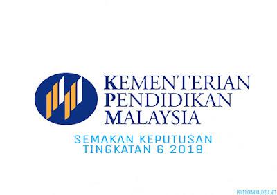 Semakan Keputusan Tawaran Tingkatan 6 2018 Online dan SMS