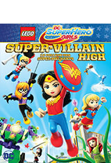LEGO DC Super Hero Girls: Escuela de super villanas (2018) WEBRip Latino AC3 2.0