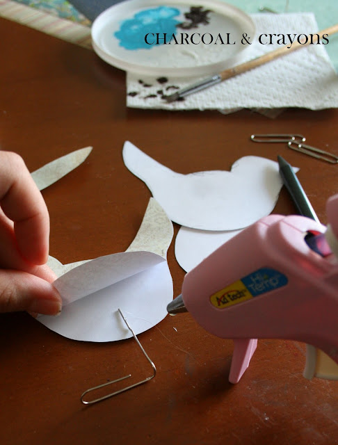 kağıt-kuş-yapımı