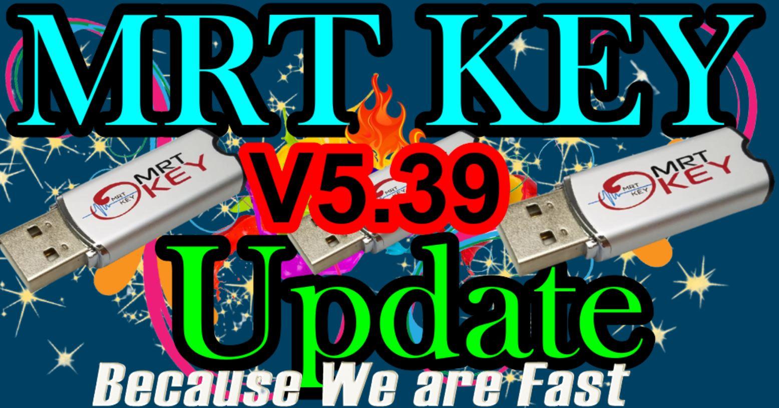 MRT Key V5.39