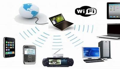 Cara Ubah Komputer menjadi Wi-Fi Hotspot