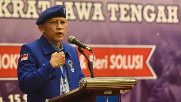 Terjepit di Antara Presiden Megawati dan SBY (1)