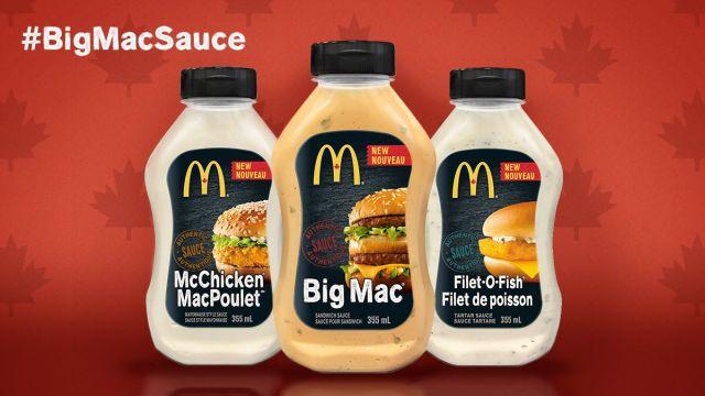 Mcdonald 39 s to sell bottled big mac sauce tartar sauce for How to make tartar sauce for fish fillet