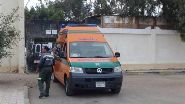 مصرع وإصابة 13 شخصًا في حادث تصادم بطريق ميت غمر المنصورة