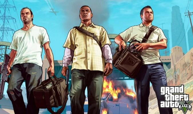 Game PC Terbaik di Tahun 2019 - GTA V