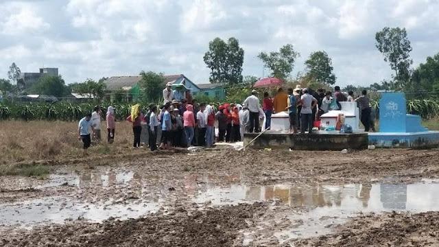Tòa án tỉnh Bình Phước không cho vào gọi hồn ông Lương Hữu Phước