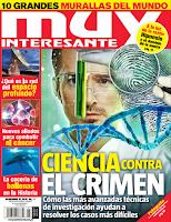 Revista Muy Interesante - Noviembre 2016 - Ciencia Contra el Crimen