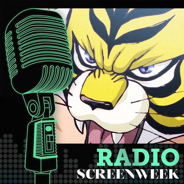 Uomo Tigre Podcast Tiger Mask