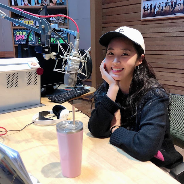 SNSD Yuri Dreaming Radio Pictures