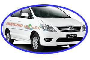 Rental Mobil Jogja Innova