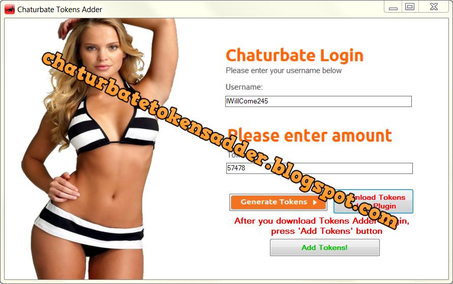 Chaturbate Token Adder: Chaturbate Token Generator [FREE