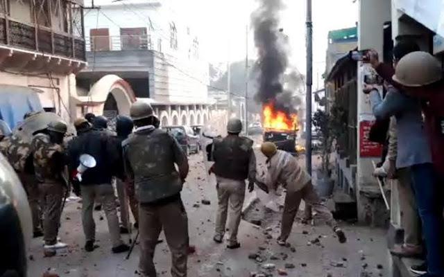 Politics intensified on Meerut