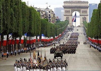 The Bastille Day