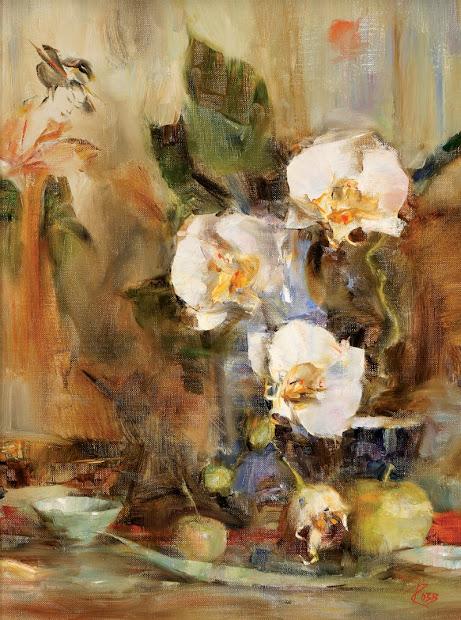 Artist Laura Robb Still Life