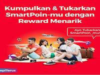 Hitung Smartpoin dari Smartfren Anda dan Tukarkan Hadiah Menariknya