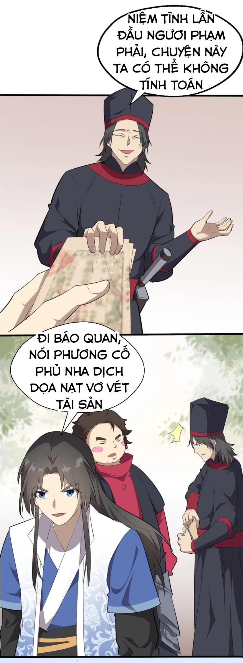 Đại Nghịch Chi Môn Chapter 46 video - Hamtruyen.vn