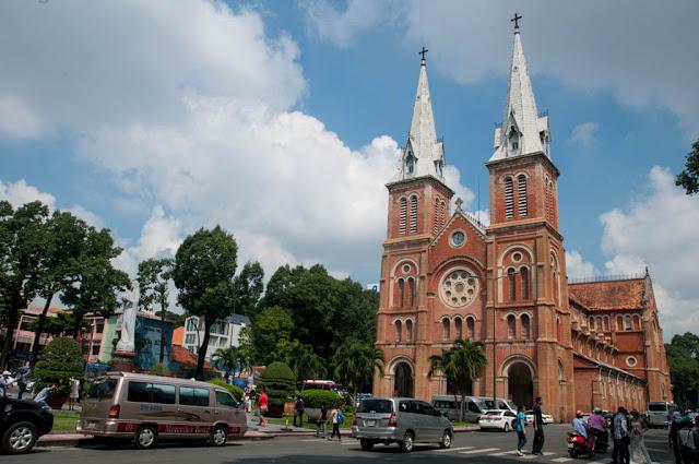 Catedral de Notre Dame Vietnam
