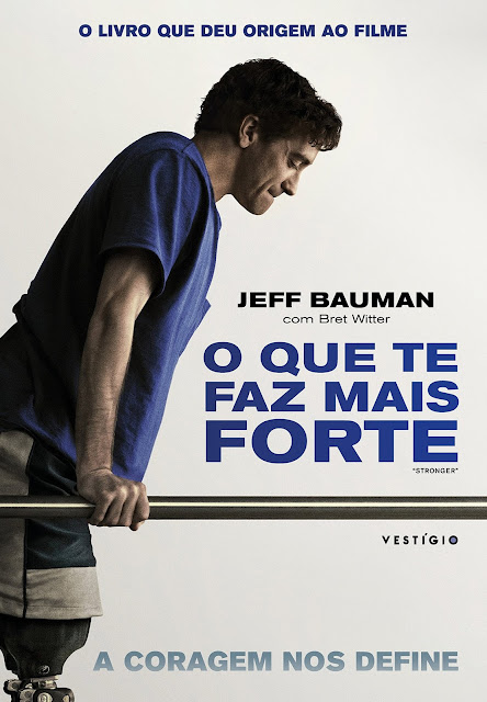 O que te faz mais forte - Jeff Bauman