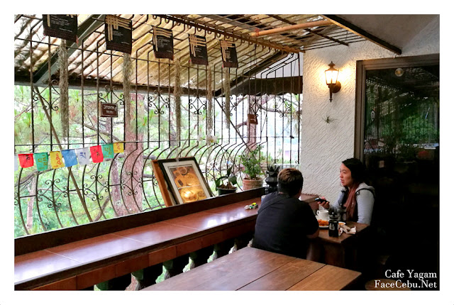 Cafe Yagam In Baguio City
