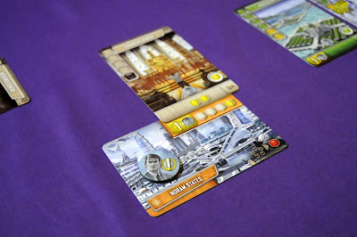It's A Wonderful World boardgame development and token for Noram Estates