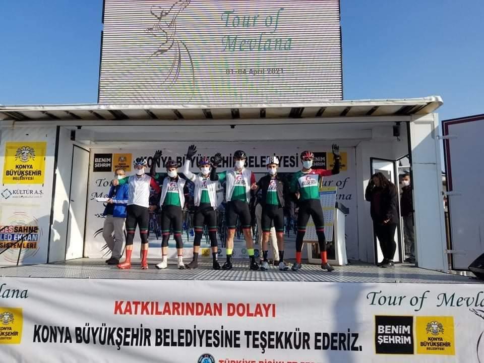 طواف ميفلانا لدراجات (تركيا): حمزة ياسين ثامنا في المرحلة الثانية
