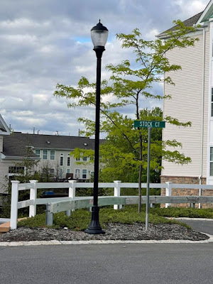 They named a street after Art within the condo complex where the Birch Hill club once rocked... Stock CT