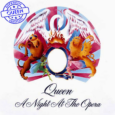 Queen - A Night At The Opera (Versiones Diferentes)