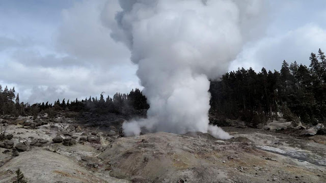 Yellowstone's Steamboat Geyser, the World's Tallest, Erupted a Record Number