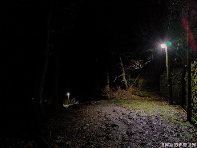 【福岡】筑後国一の宮高良大社|海拔312公尺看夜景