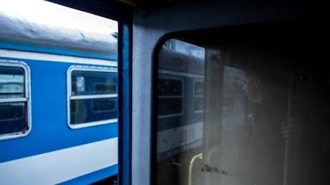 Halálra gázolt a vonat egy embert Ceglédnél