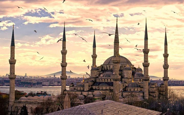 istanbuldaki camilerin resimleri