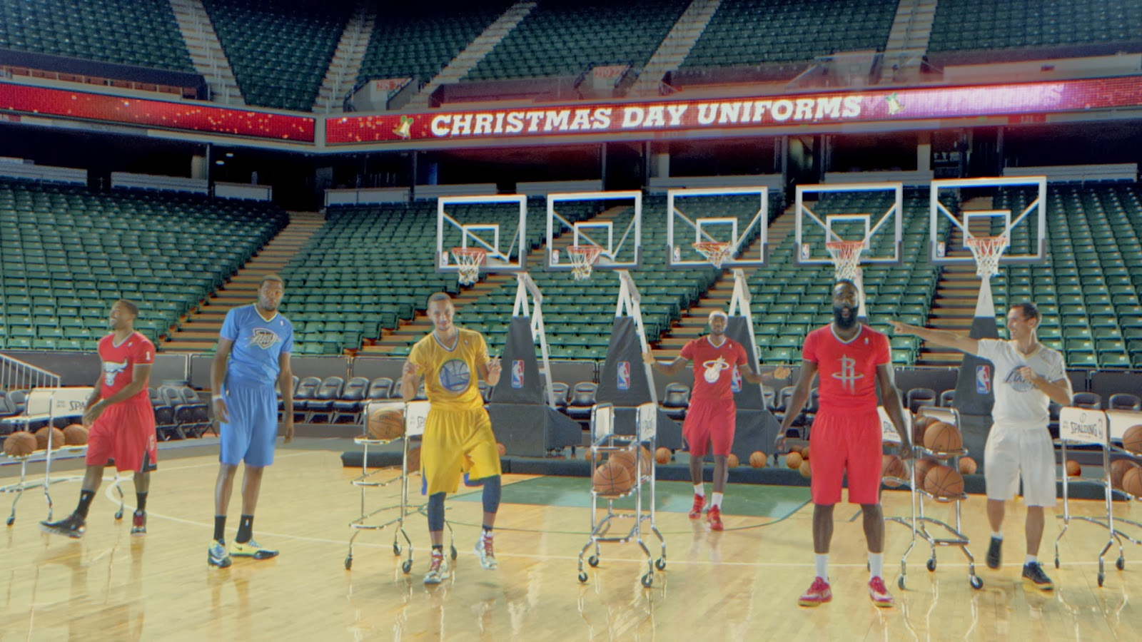 "reputable site 1f883 823b3 NBA And Adidas To Unveil ""Big Logo"" Uniforms For Christmas Day Games"