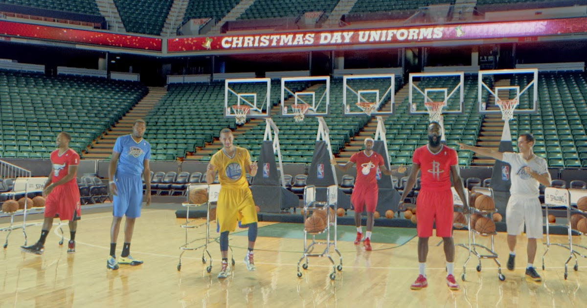 """c5588af07 NBA And Adidas To Unveil """"Big Logo"""" Uniforms For Christmas Day Games ~  Wazzup Pilipinas News and Events"""