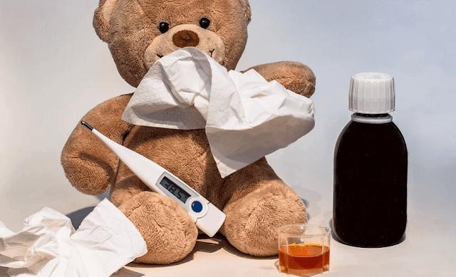 penyebab demam pada anak