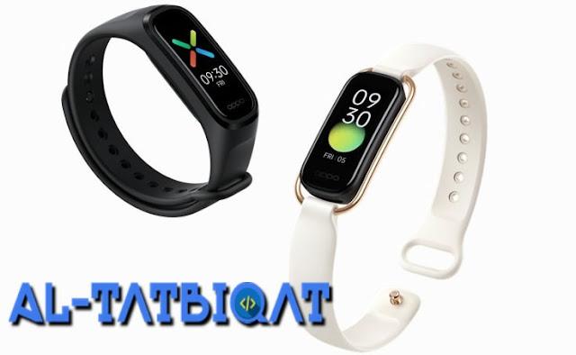 مواصفات و سعر ساعة اوبو OPPO Band AMOLED