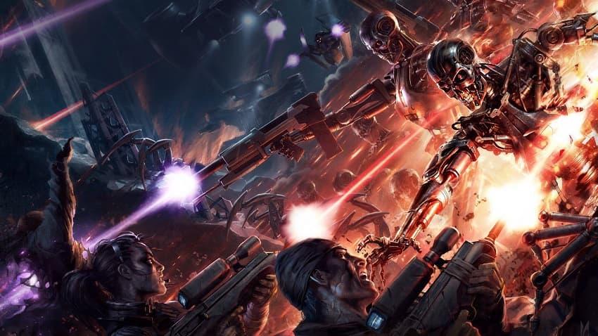 Обзор игры Terminator: Resistance - лучшего продолжения фильмов Джеймса Кэмерона