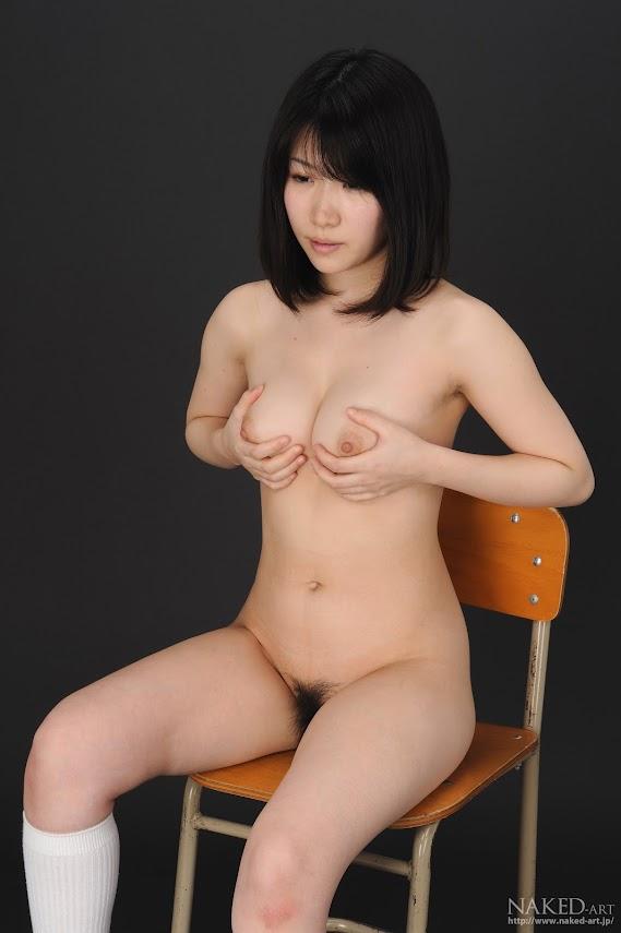 Naked-Art No.00237 Kaede Matsuura 松浦楓 sexy girls image jav