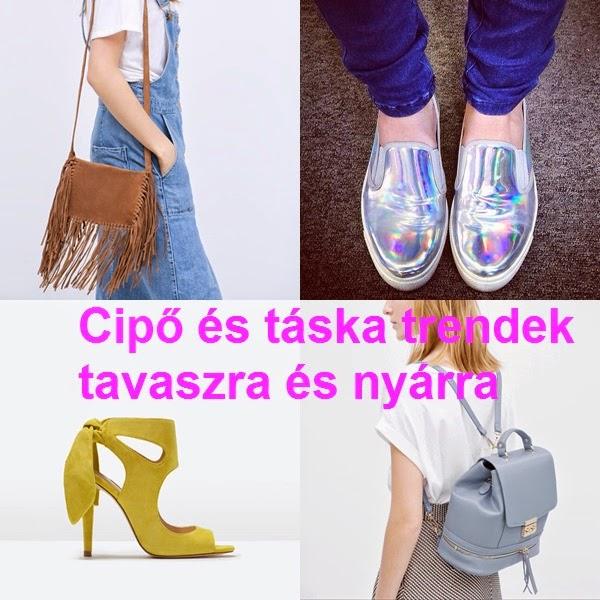 15c13d7dd585 Kialakító: Cipő és táska trendek (2015 tavasz-nyár)