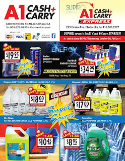 A-1 Cash And Carry Weekly Flyer January 18 – 24, 2018