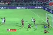 Persib Bandung VS Bali United dengan Skor 0-1 Pada Babak Pertama