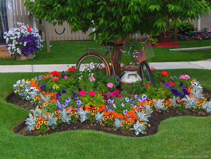 Ideas for small gardens 4