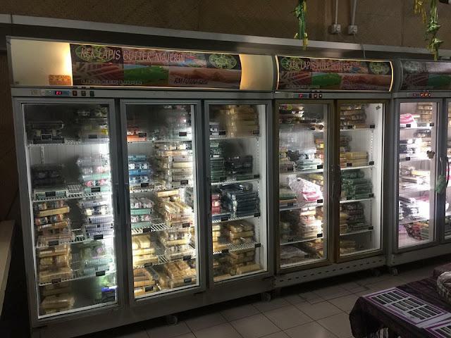 Kek Lapis Liza Sarawak di Kuching Sedap