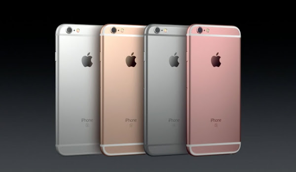 İphone 6S ve İphone 6S Plus Fiyatları