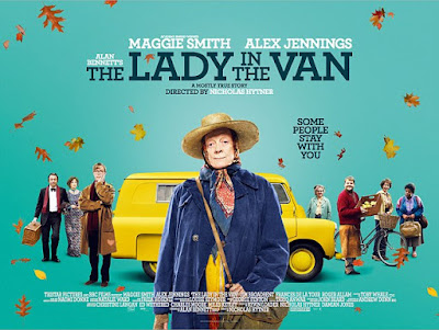 Poster :The Lady in The Van