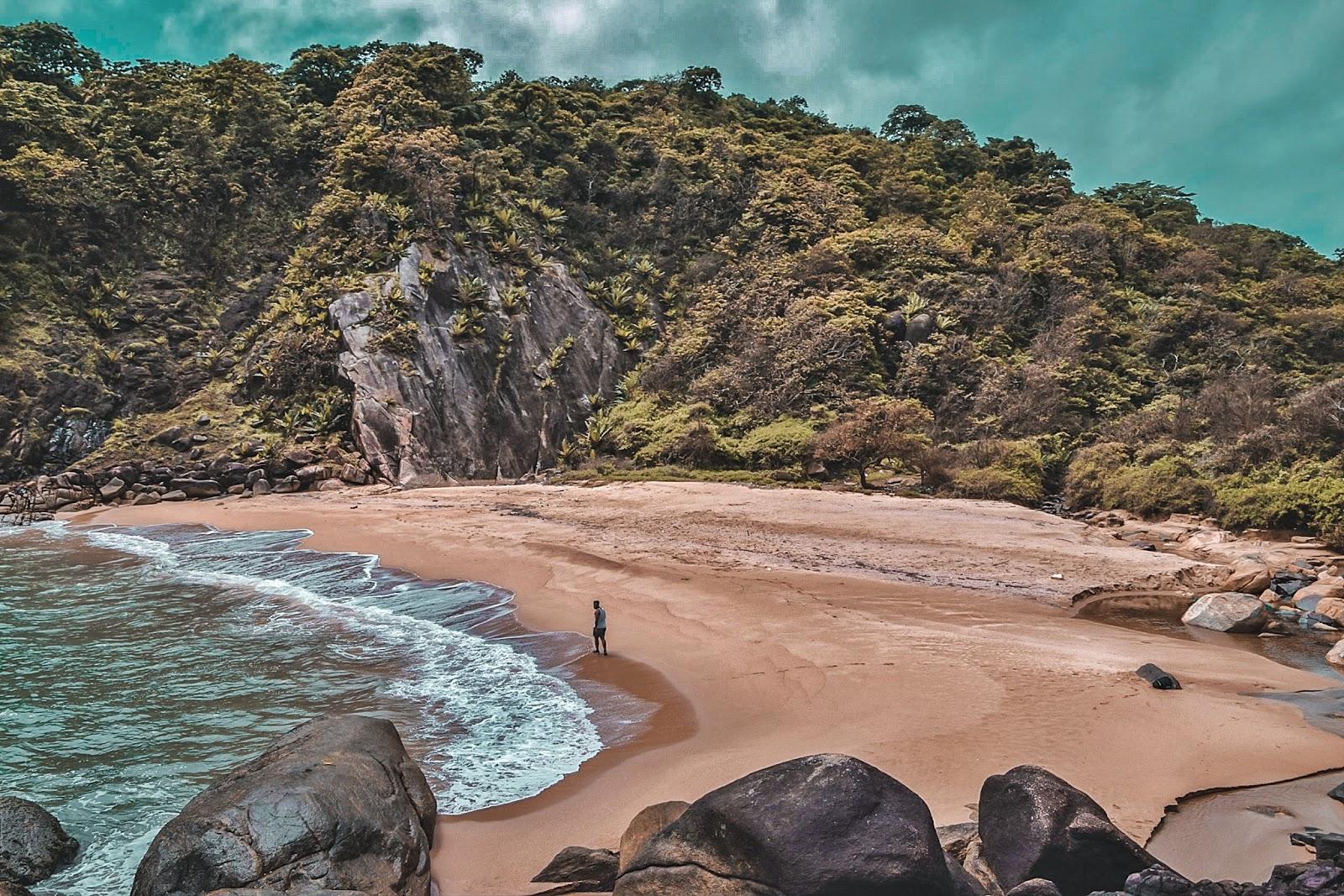 Hidden beach of South Goa | Perfect Beach For Couples