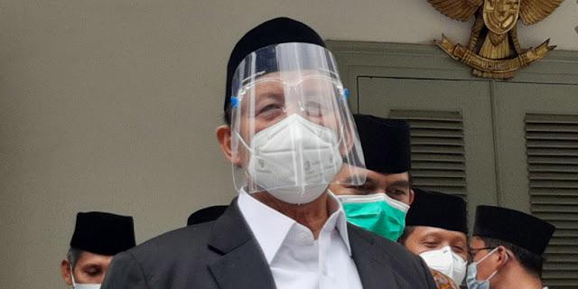 Tertular Dari Ajudan, Gubernur Banten Dinyatakan Positif Covid-19 Tanpa Gejala