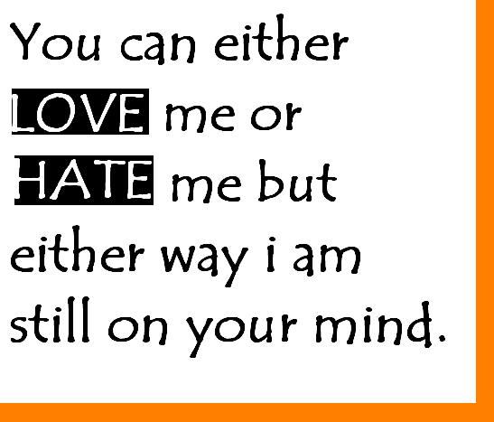 Quotes And Sayings Quotes On Hate
