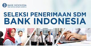 loker bank indonesia terbaru maret 2017