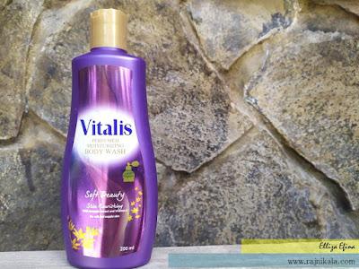 mandi parfum dengan vitalis